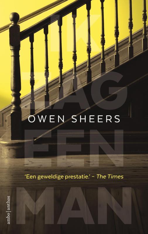 Ik zag een man - Owen Sheers