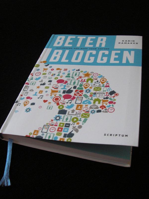 Beter bloggen - Karin Ramaker