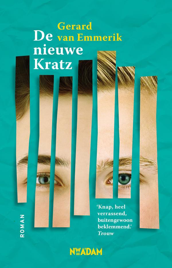 Omslag De nieuwe Kratz - Gerard van Emmerik